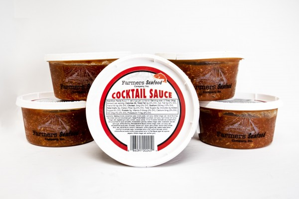 COCKTAIL SAUCE FARMERS 12/12 oz.